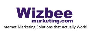 Wizbee Marketing Logo
